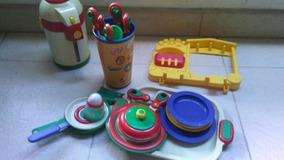 Juego De Cocina Niños Juguete