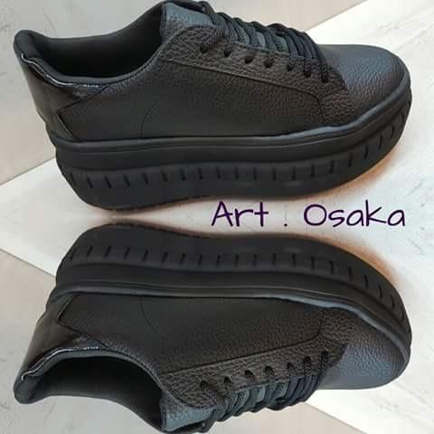 Art Osaka Del 35 Al 40 Colores Rosa Amarillo Negro