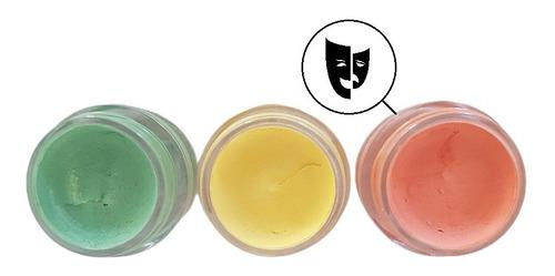 Imagen 1 de 2 de Corrector Neutralizante Maquillaje Titi 5gr Naranja Palido