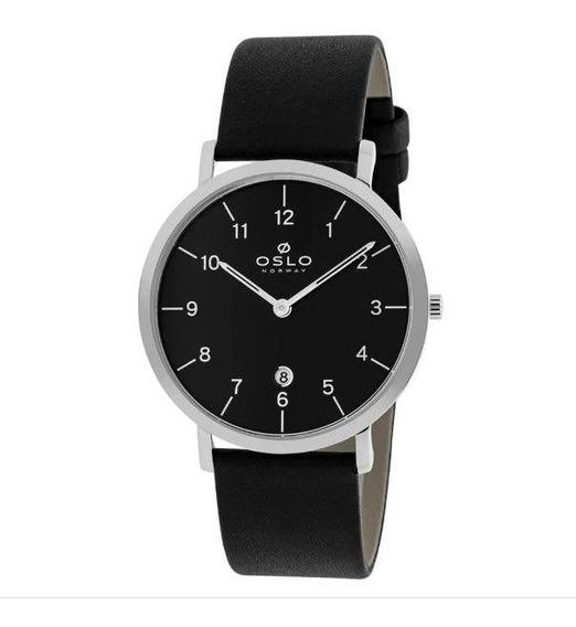 Relógio De Pulso Oslo Norway Slim Ppim - 195 Promoção