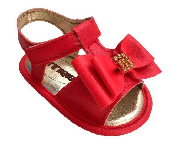 Sapatos Infantil Feminina Sandalia Recem Nascido Pezinhos