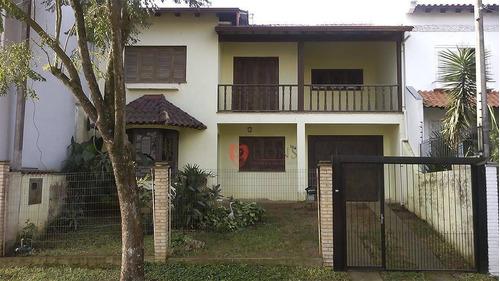 Sobrado À Venda, 240 M² Por R$ 450.000,00 - Vale Do Sol - Cachoeirinha/rs - So0333