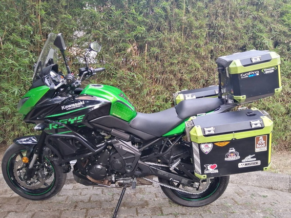 Versys 650 / 2016 Full Acc