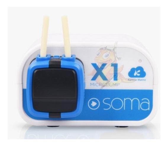 Bomba Dosadora Kamoer X1 Micropump Bluetooth