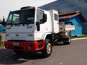 Ford Cargo 1717 4x2 Cabine Suplementar + Carroceria 2005
