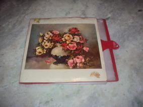 Pasta Rosas Vermelha Disco Vinil 12 Lp Dentro De Plástico