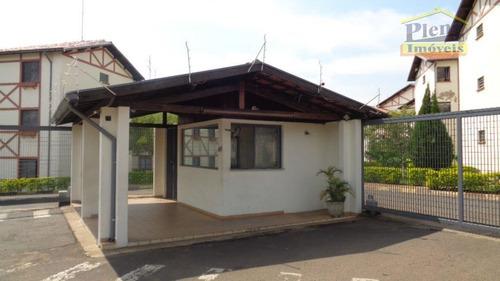 Imagem 1 de 20 de Apartamento Para Alugar, 52 M² Por R$ 600,00/mês - Jardim João Paulo Ii - Sumaré/sp - Ap0355