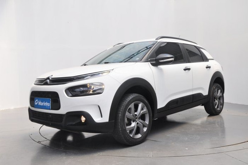 C4 Cactus 1.6 Vti 120 Flex Feel Eat6