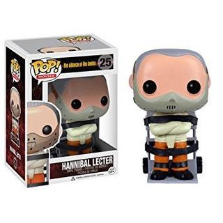 Funko Pop Hannibal Lecter 25 -minijuegos