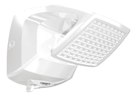 Chuveiro Ducha Futura Multitemperaturas 220v 7500v Branco