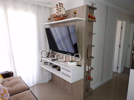 Apartamento À Venda Em Parque Jambeiro - Ap021226