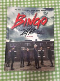 Livro Cd Autografado Banda 24k Kpop