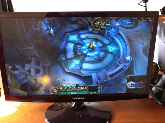 Monitor Tv Led Samsung 27 T27b350 Perfeito C Hdmi 5ms ..