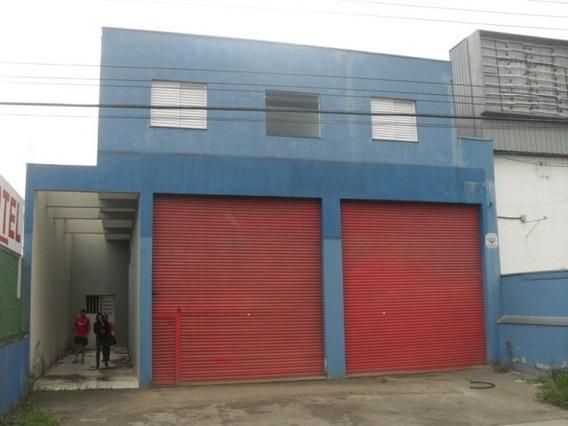 Sobrado Comercial E Casa Residencial-duas Frentes - 97