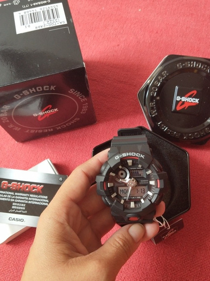 G-shock Modelo 5522 Casio