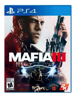 Mafia 3 Ps4 Juego Fisico Español Canje Venta