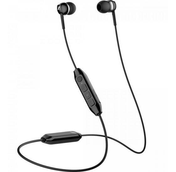 Fone De Ouvido Sennheise Bluetooth Cx 350bt Preto