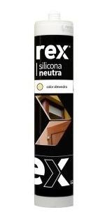 Silicona Neutra Rex 300 Ml Colores / Escorpión Seguridad