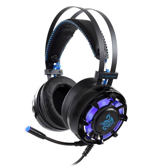 Headset Gamer Champion Hoopson Zh18 7.1