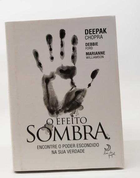 Livro O Efeito Sombra - Deepak Chopra - Ótimo Estado