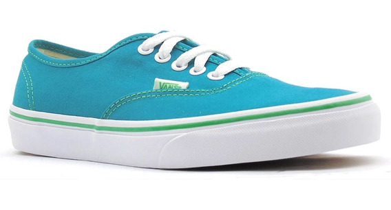 Vans Authentic - Pop Check (green / Kelly Green)
