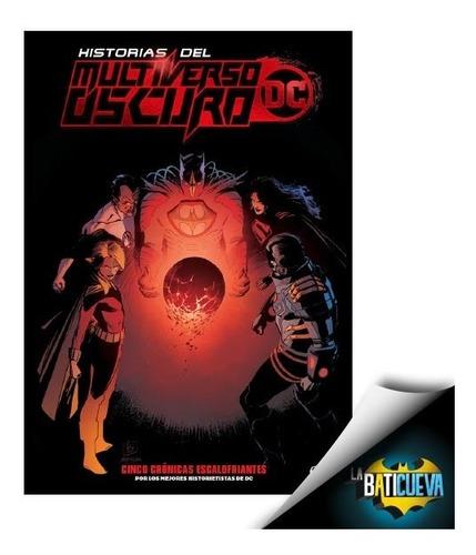 Imagen 1 de 2 de Comic Las Historias Del Multiverso Oscuro Dc Comics