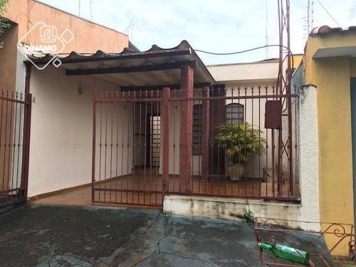 Casa Com 2 Dormitórios À Venda, Alto Do Ipiranga - Ribeirão Preto/sp - Ca1448