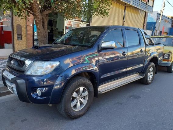 Toyota Hilux Cab.dobl Srv 3.0 Tdi