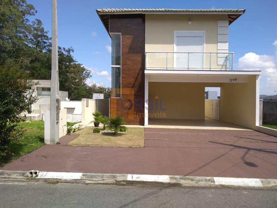 Sobrado De Condomínio Com 3 Dorms, Bella Cittá, Mogi Das Cruzes - R$ 980 Mil, Cod: 1613 - V1613