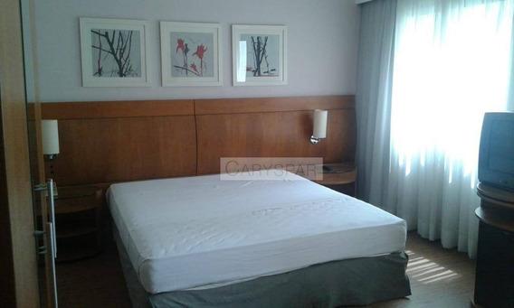 Flat Residencial Para Venda , Moema!!! - Fl3930