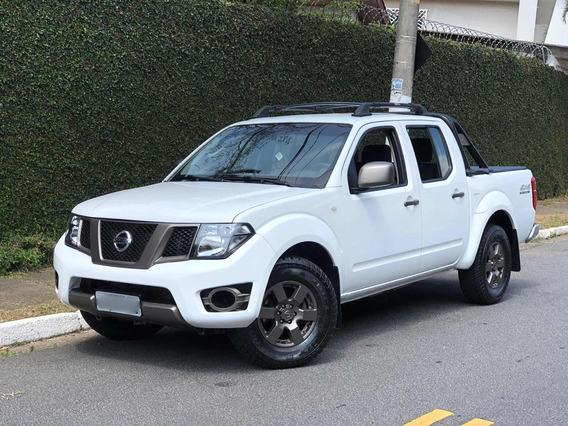 Nissan Frontier 2.5 S Cab. Dupla 4x4 4p 2016