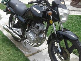 Yumbo Gts 125 Negra