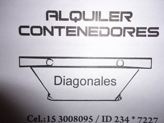 Alquiler De Volquetes ( Zona Ciudad De La Plata )