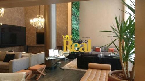 Apartamento Com 3 Dormitórios À Venda, 349 M² Por R$ 4.800.000,00 - Alto Da Lapa - São Paulo/sp - Ap5810