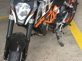 Ktm Duke 390 S/ Motor