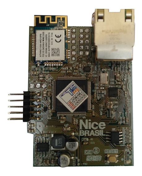 Modulo Wifi E Ethernet Para Centrais Cloud Genno Acesso App
