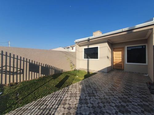 Imagem 1 de 15 de Casa Para Venda Em Fazenda Rio Grande, Eucaliptos-greenfield, 3 Dormitórios, 1 Banheiro, 1 Vaga - 1370_2-1191196