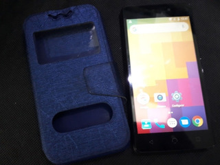 Smartphone Nuu A-3 Dual Sim 8gb 5.0 5mp 2mp Semi Novo