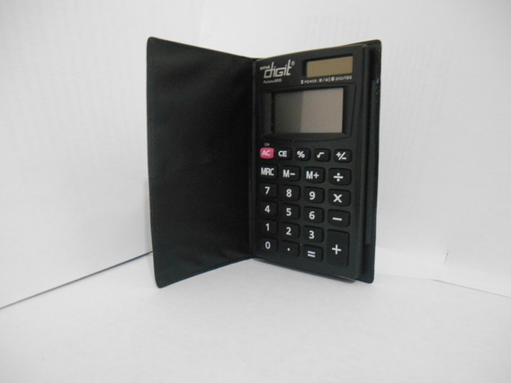 Calculadora Eletrônica De Bolso 800e - Spiral Digit