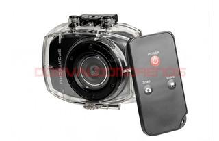 Camara Sportscam Full Hd 1080 - Pantalla Touch 2.4 - 120°