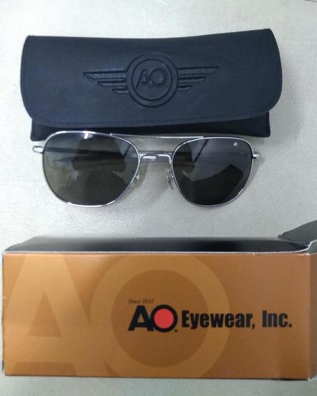 Óculos American Optical, Modelo Aviator Military