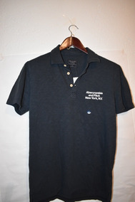 Playera Tipo Polo Marca Abercrombie And Fitch Para Hombre