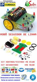 Robô Seguidor De Linha