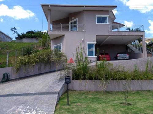 Imagem 1 de 30 de Casa Com 3 Dormitórios À Venda, 392 M² Por R$ 1.300.000,00 - Parque Mirante Do Vale - Jacareí/sp - Ca0119