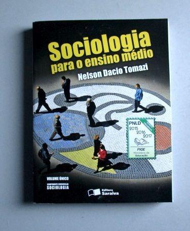 Sociologia Para O Ensino Médio - Tomazi