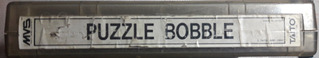 Cartucho Neogeo Snk Puzzle Bobble 100% Original