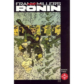 3 Edições Revista Antigas Ronin F. Miller