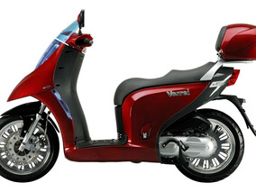Scooter Nipponia 125 - Simil Vx Vespa Ray Z - Bike Up