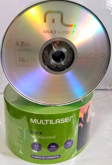 600 Dvd Midia Multilaser