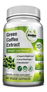 Extracto De Café Verde En Grano 50% De Ácidos Clorogénico
